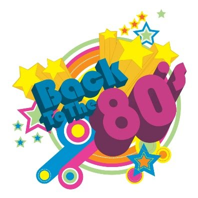 back to the 80s icon