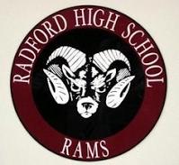Radford High School logo