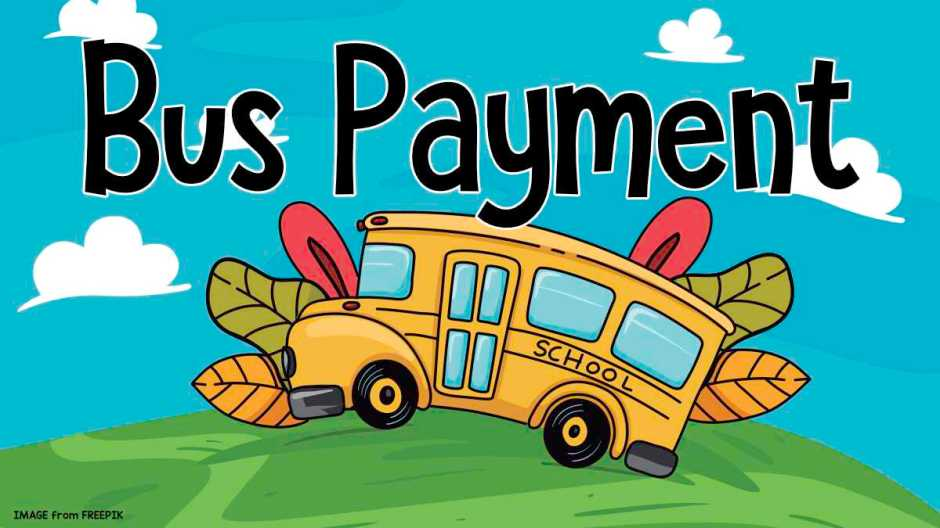 bus payment