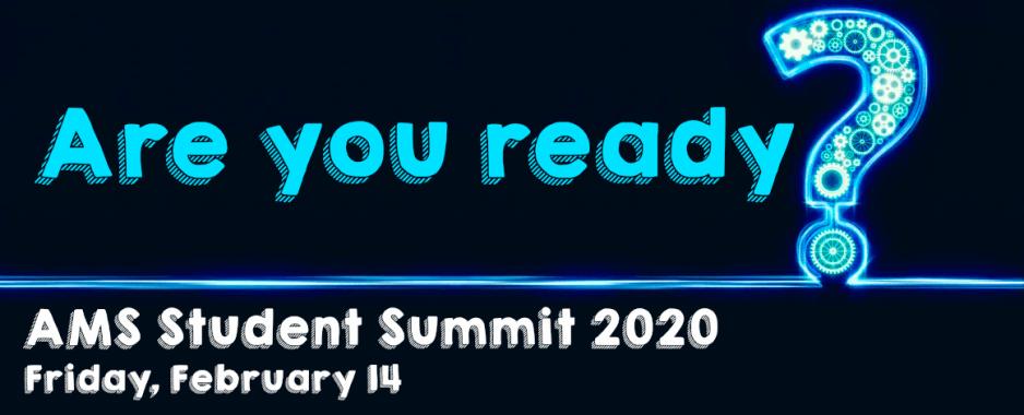 2020 student summit banner