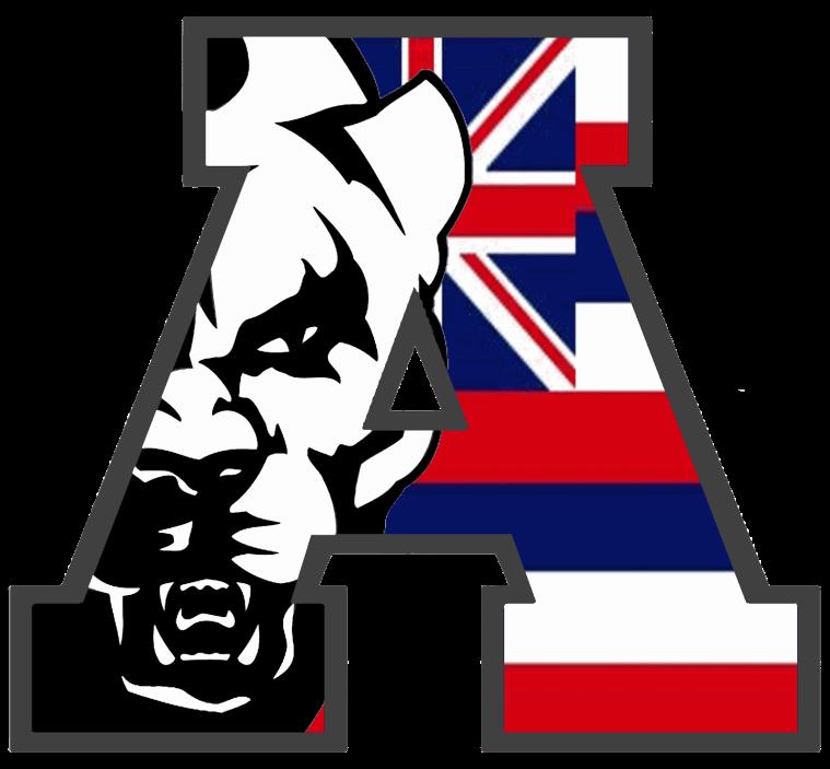 hawaiian Aliamanu Logo