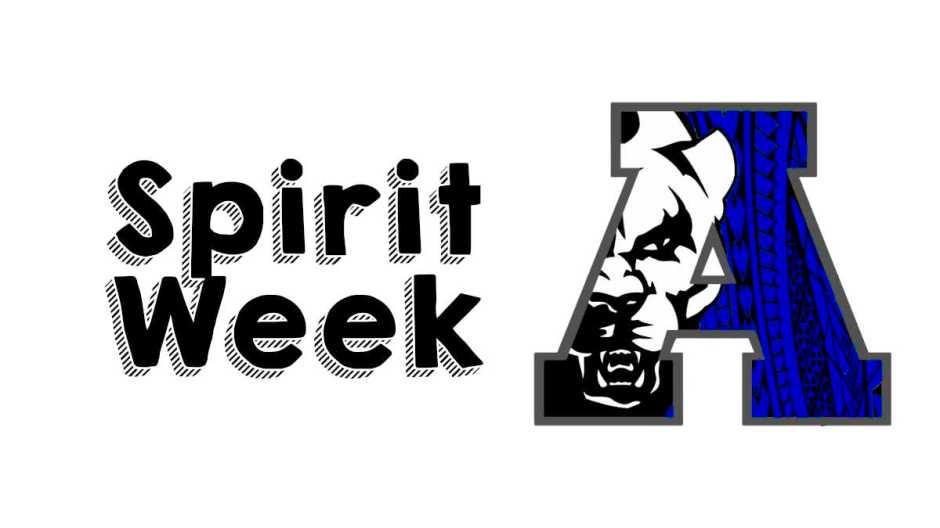 spirit week banner