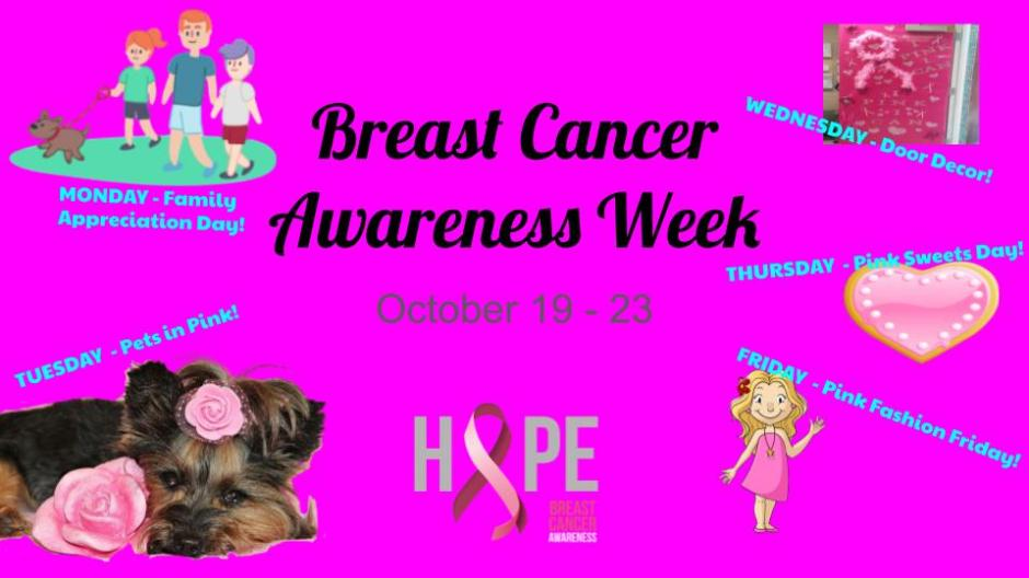 Breast Cancer Awareness Week